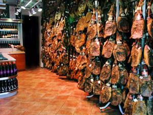 De Barcelona winkel, het is verbazingwekkend!