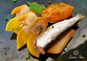 Sardines, groen zijn