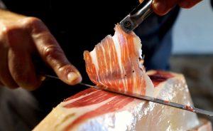 Jabugo 5J Ham, gastronomische claim