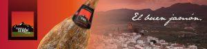 Serón Hams, sinds 1880 met een uitstekende kwaliteit serranoham
