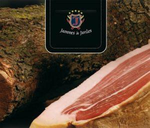 Juviles Hams, natürlich handgemachter Schinken