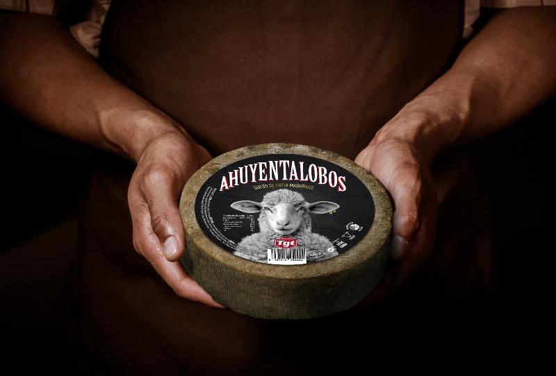 Ahuyentalobos-kaas: de meest stoere kaas in de Roncal-vallei