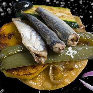 Sardine sandwich, de beste manier om te verwelkomen het warme weer!