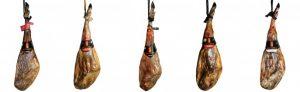 Soorten Iberische ham: we verduidelijken