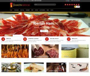 We verbeteren onze online winkelverkoopammen en Iberische worsten