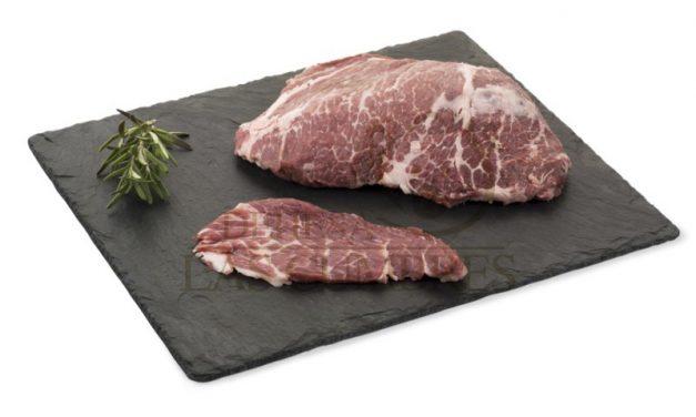 Vers Iberisch vlees: waar het vandaan komt en hoeveel bezuinigingen er zijn.